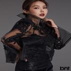 드레스,김지나,화보