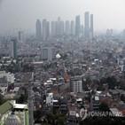 신수도,인도네시아,정부,백신,접종,건설,장관,100만
