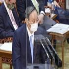 스가,도쿄올림픽,북한,총리,일본,미국,생각