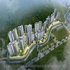 오포자이디오브,예정,GS건설,블록,분양