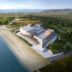 해양치유센터,해변,예정