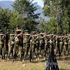 소수민,군부,미얀마,현지,단체,무장단체,무장조직,국경