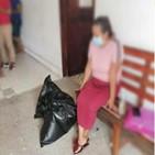 시신,유족,비닐봉투,멕시코