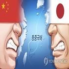 중국,일본,국방부,대해,해공,센카쿠열도