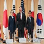 회담,한미일,미국,일본,모테기,외무상