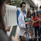홍콩,개편,선거제,출마,중국,야권,선거