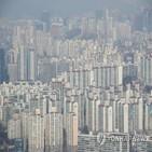 상승폭,서울,오름폭,집값,위주,축소,수도권,주택,역시