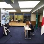 아랍,아랍권,일본,협력,국가,외무상
