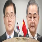 중국,미국,한국,장관,외교부,균형