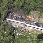 열차,사고,승객,대만,동부