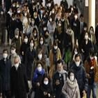 신규,확진,이날,일본,중단