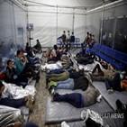미국,이민자,지난달,국경