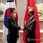 중국,외교부,미국,한국