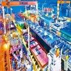 수주,한국,초대형,컨테이너선,중국,빅3,삼성중공업,조선사,프로젝트,컨테이너