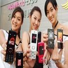 LG전자,세계,사업,스마트폰,시장,최초,피처폰