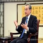 중국,미국,국가,부장,지난달,전략,지지,문제,회담