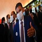 보우소나,대통령,코로나19,주지사,백신,방역,봉쇄,연방정부