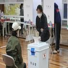 투표,8시,21곳,전국