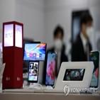 LG전자,북미,스마트폰,삼성전자,모토로라,판매량,최근