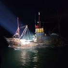 불법조업,중국어선,해역,중국,해경,북쪽,단속,어선