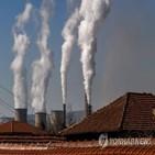 이산화탄소,지구,상승,온실가스,기록,최고치,온난화