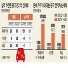 전기차,중국,대비,판매,올해,샤오,배터리,가격,리튬,신세력