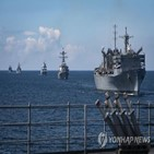 흑해,우크라이나,군함,러시아,터키,지역,미국,진입,파견