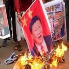 중국,미얀마,시민,군부,사진
