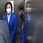 서로,박영선,민주당