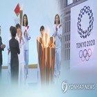 일본,개최,도쿄올림픽,코로나19,성화,도쿄도,포기,정부,봉송,가능성
