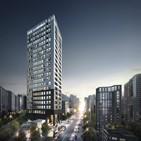 오피스텔,아델리아2,청계,서울,일대,아파트,계획