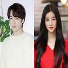김정현,서예지,배우,촬영