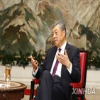 북한,중국,대사,류샤오밍,관계,주재,중련부,신임