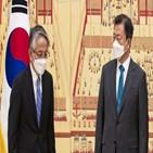청와대,일본,지시,대해,오염수