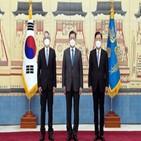 대통령,협력,한국,강조