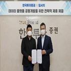 딥서치,빅데이터,한국투자증권