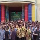 미얀마,시민,군부,축제,영상,군인