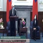 대만,미국,중국,바이든,대표단,대통령,총통,일행,행정부,차이