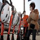 헬멧,업체,킥보드,착용,규제,비치,문제,시장,자체,국내