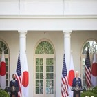 협력,바이든,북한,중국,대통령,일치,스가,인도태평양,공동