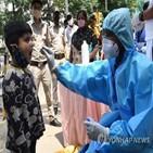 백신,뉴델리,인도,확진,당국,확산세,신규,접종,전날