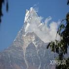 산악인,여성,안나푸르나,네팔
