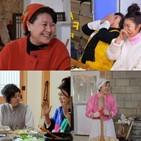 자매,김영란,김청,속옷,시어머니,직접