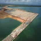 중국,항만,아프리카,프로젝트,건설,시설,케냐,해상