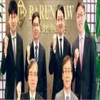 소송,기업,변호사,분야,관련,대응,집단소송법
