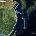 중국,연안,정찰
