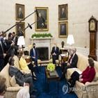 의원,바이든,대통령,면담,초대형,인프라