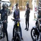 경찰,시민,캄보디아,금지,회초리