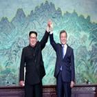 정상회담,비핵평화,정상,이제,선언