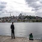 터키,관광객,봉쇄,외국인,관광업,라마단